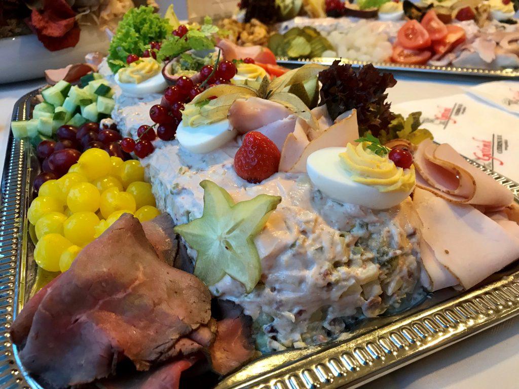Gotink Catering salade schotels