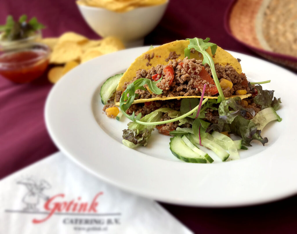 Gotink Catering Mexicaans buffet 3