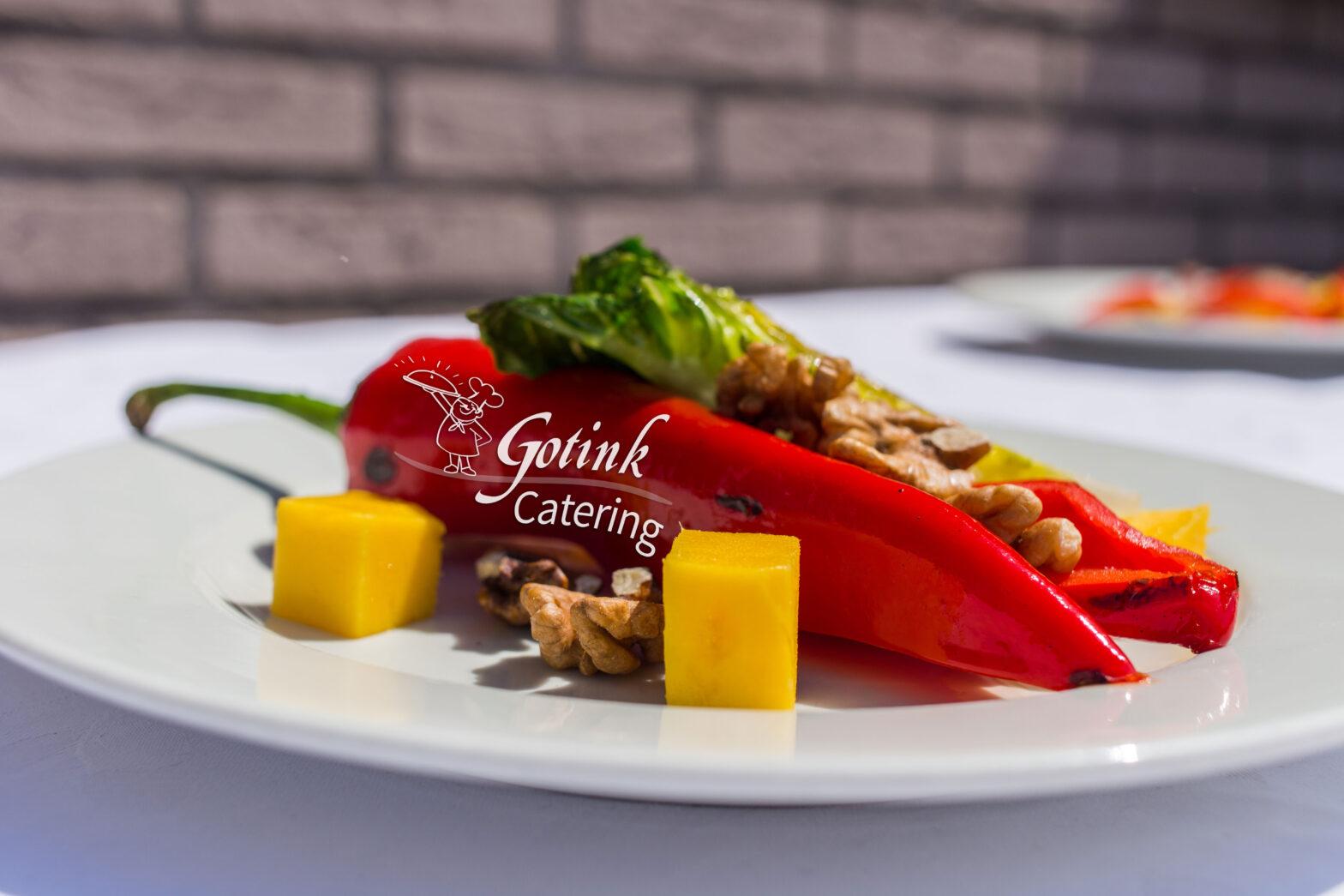 Gotink Catering logo warme maaltijd