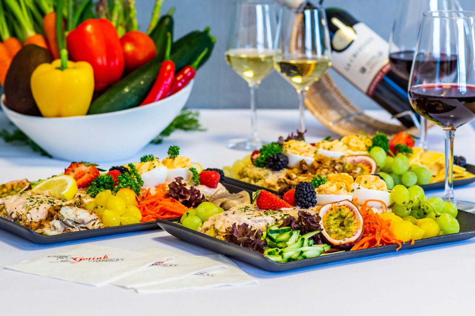 Gotink Catering Salades