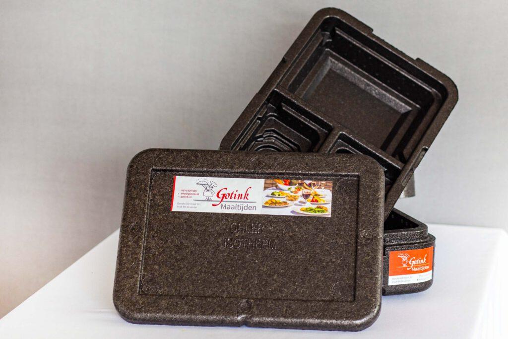 Gotink Maaltijden maaltijdservice thermobox
